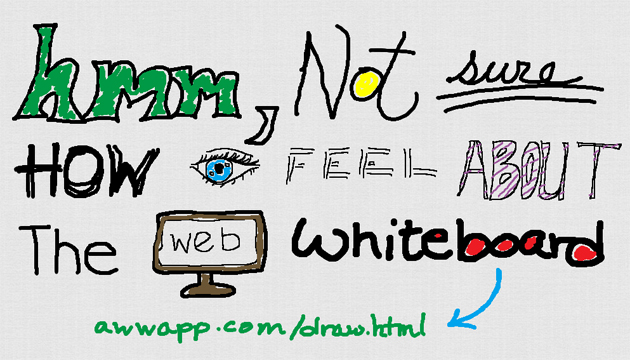 web whiteboard