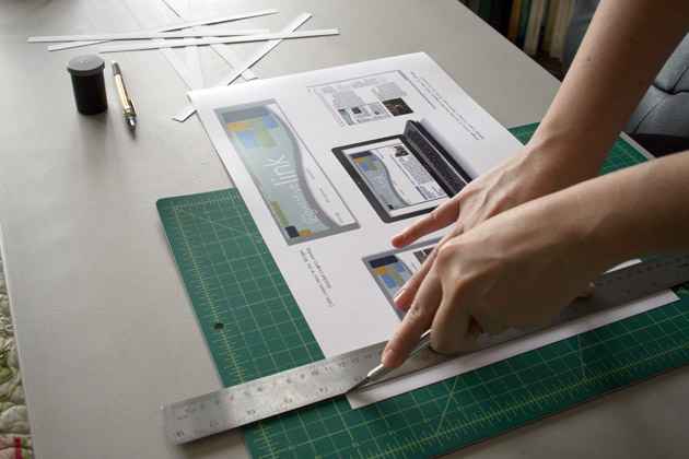 Cutting and Mounting Boards