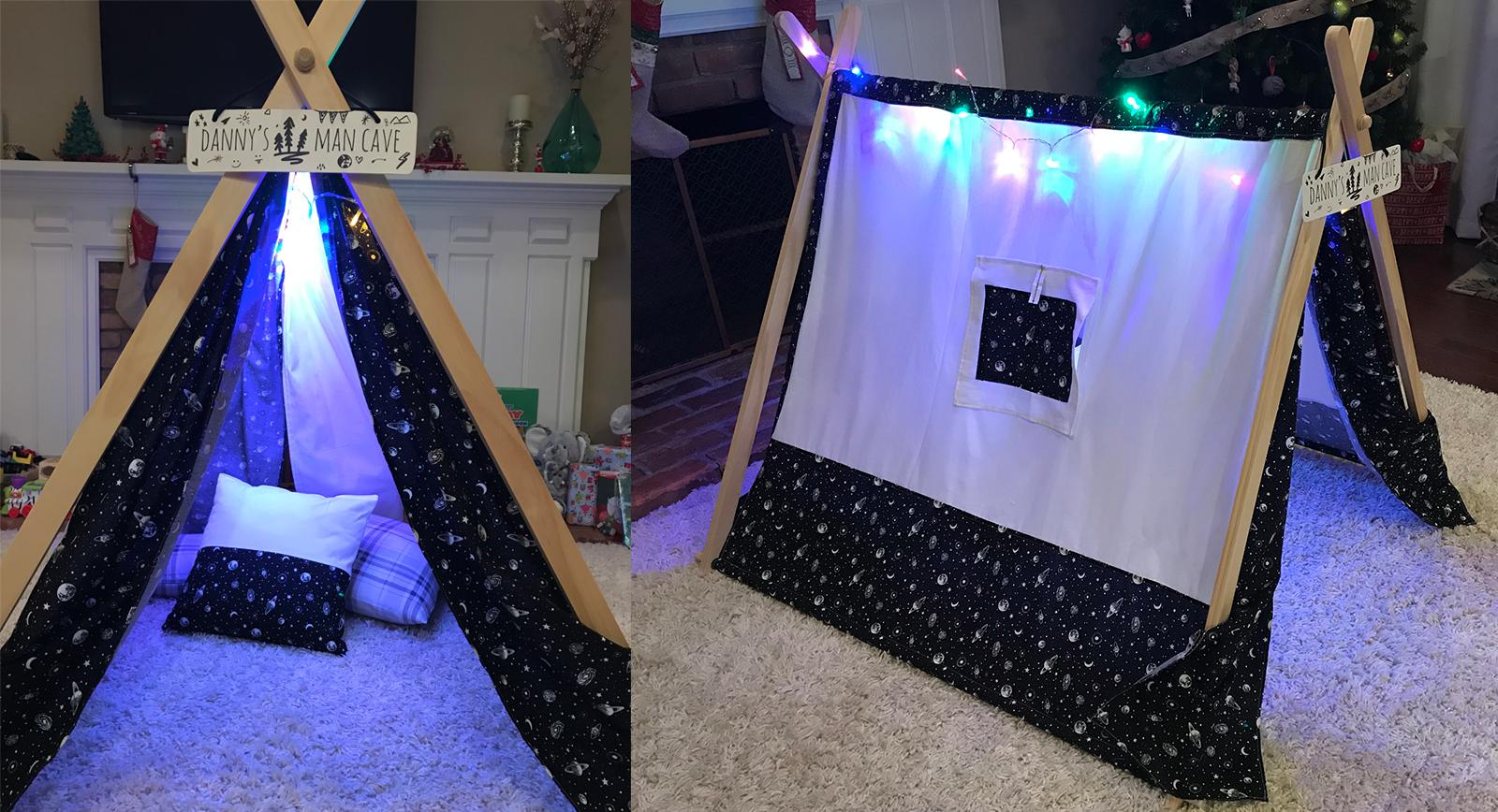 Toddler Tent