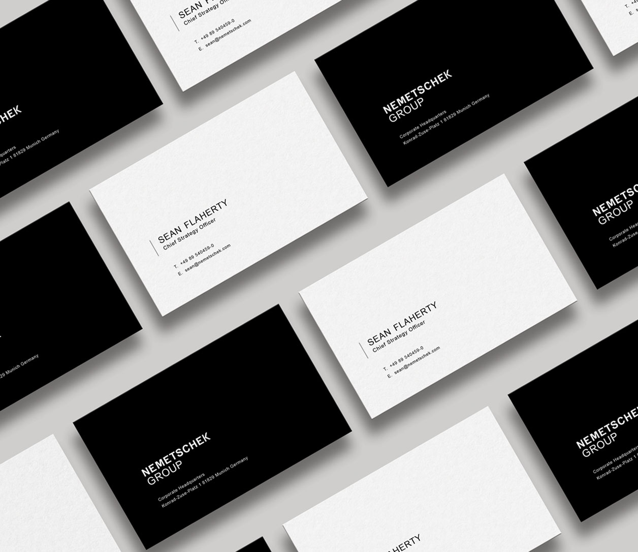 Nemetschek Group Rebrand